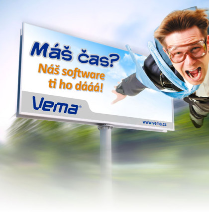 Kampaň Vema 2013